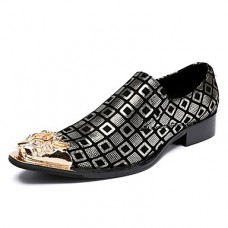 Men's Formal Shoes Nappa Leather Fall