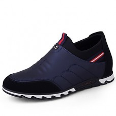 Driving Shoes PU(Polyurethane) Spring / Fall Comfort Sneakers Black / Blue